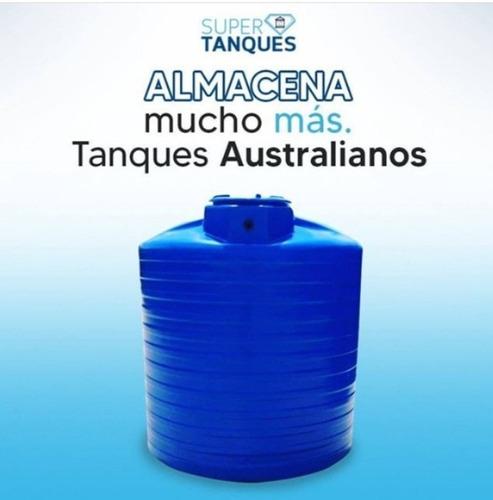 Tanque Cilíndrico Australiano 3000litros **350usd