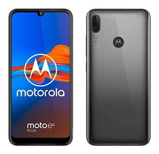 Motorola E6 Plus 2/32gb A Estrenar En Rojo O Cromado 130vrd