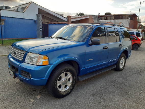 Ford Explorer Xlt Limited 4x4 Año 2002