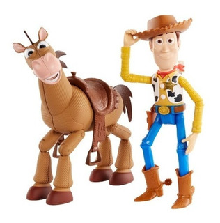 Toy Story Disney Pixar 4 Woody Y Tiro Al Blanco