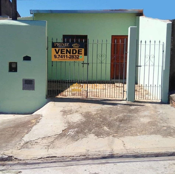 Casa À Venda Em Loteamento Residencial Novo Mundo - Ca002945