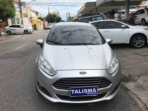 Ford Fiesta 1.6 Titanium Sedan 16v Flex 4p Powershift