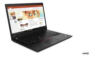 Notebook Lenovo Thinkpad T495 R7 16gb 512ssd W10p 3yos