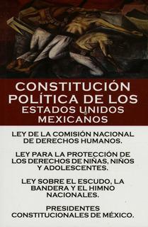 2018 Constitucion Politica De Los Estados Unidos Mexicanos