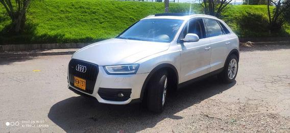 Audi Q3 Luxury 2.0 Turbo 4x4 Quattro
