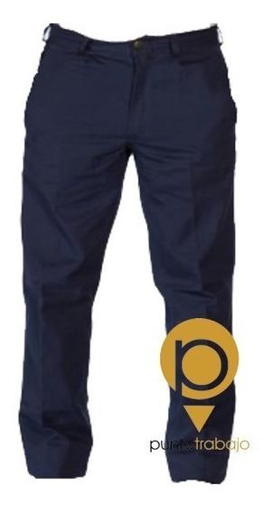 Pantalones Hombre Clàsico De Trabajo Pampero Original