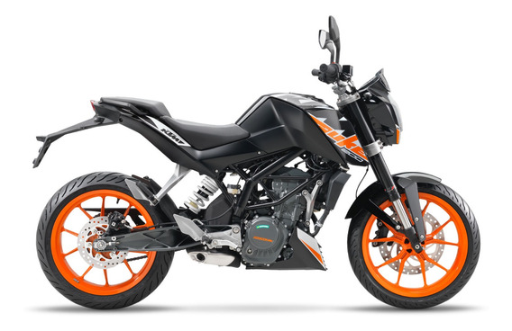 Ktm 200 Duke Moto 0km Financiada Calle Naked Urquiza Motos