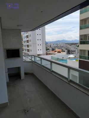 Apartamento Com 3 Dormitórios Para Alugar Por R$ 2.600/mês - Centro - Balneário Camboriú/sc - Ap0818