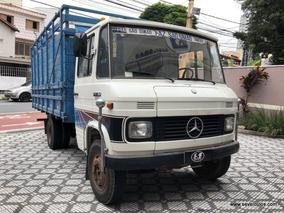 Mercedes-benz Mb 608 ( Único Dono)