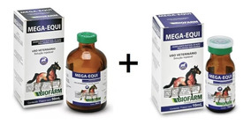 Mega Equi Boldenona 50ml + Brinde 1un 10ml Frete Grátis