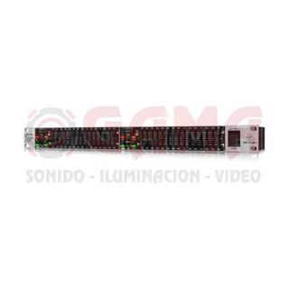 Ecualizador Grafico 2x15 Fbq1502hd Behringer 3009238