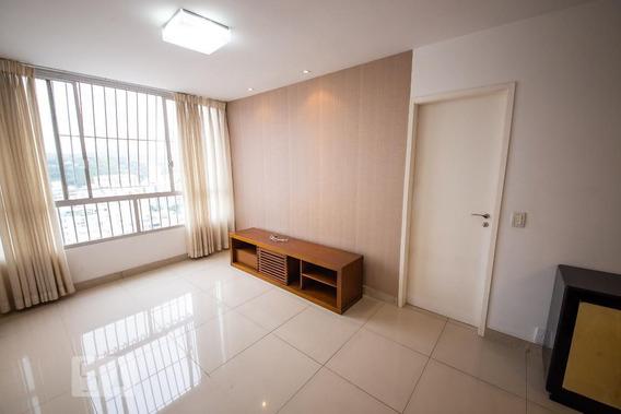 Apartamento No 23º Andar Mobiliado Com 2 Dormitórios E 1 Garagem - Id: 892970979 - 270979