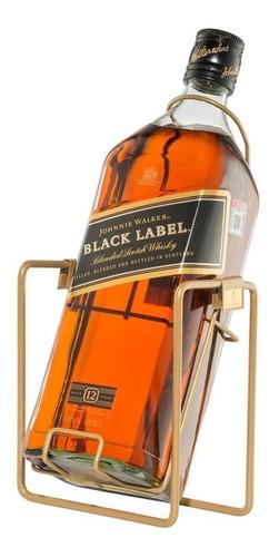 Whisky Johnnie Walker Black Label 12 Años 3 Litros