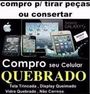 Compramos Samsung J5, J6, J7 Quebrados