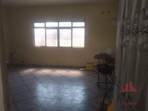 Casa Com 4 Dormitórios À Venda, 170 M² Por R$ 600.000,00 - Centro - Mogi Das Cruzes/sp - Ca2541