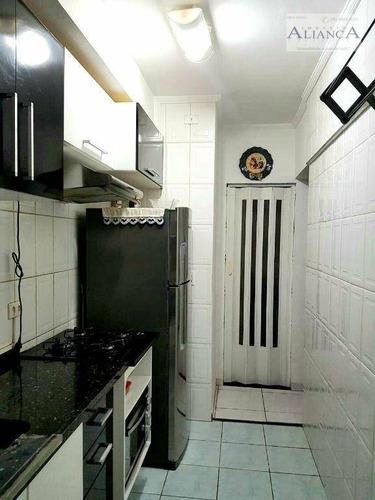 Imagem 1 de 11 de Kitnet Com 1 Dormitório À Venda, 31 M² Por R$ 174.900,00 - Assunção - São Bernardo Do Campo/sp - Kn0064