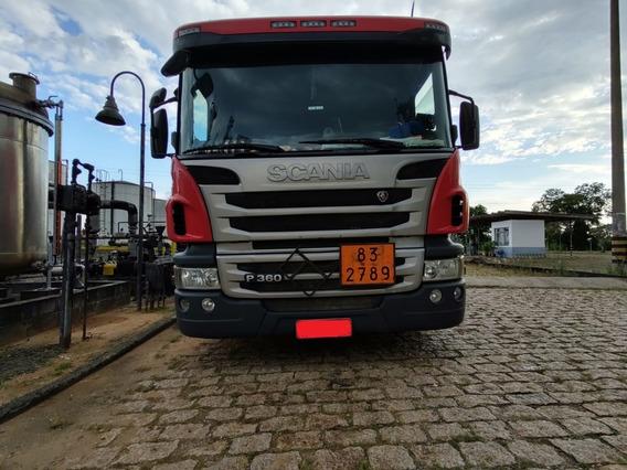 Scania P360 4x2 2014 Opticruise Bx.km.
