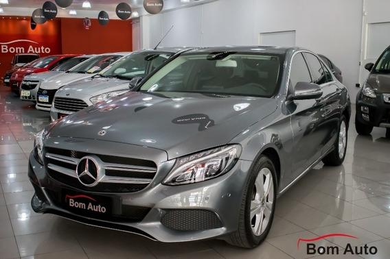 Mercedes 180 1.6 Advantarge Automático 2018