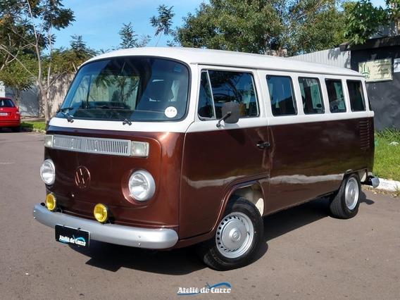 Kombi 1997 Customizada Pronta Para A Estrada Ateliê Do Carro