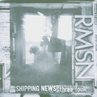 Vinilo : Shipping News - Three-four