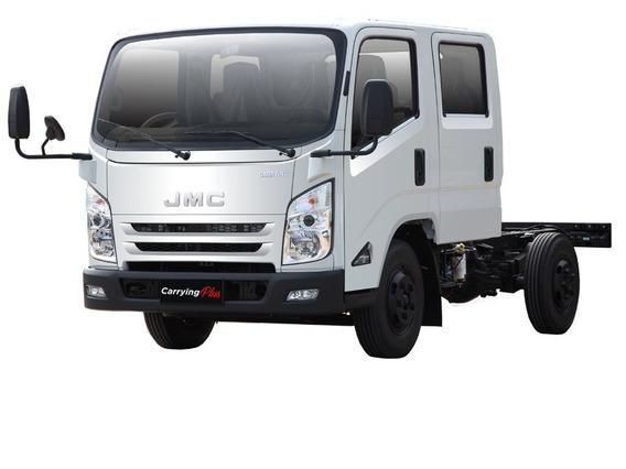Camión Jmc Carrying 3.2t Doble Cabina Llanta Sencilla