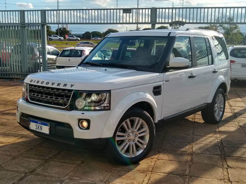 Land Rover Discovery 3.0 Se Sdv6 4x4 Turbo Diesel