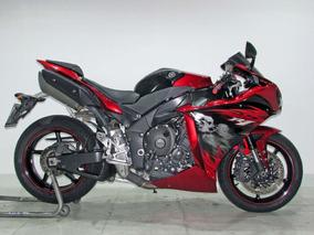 Yamaha - Yzf R1 - 2012 Vermelho