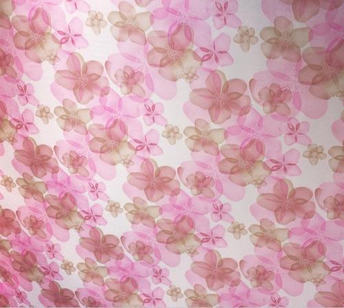 Imagen 1 de 4 de Película Vinyl Decorativa Vitral Cerezo  Statico