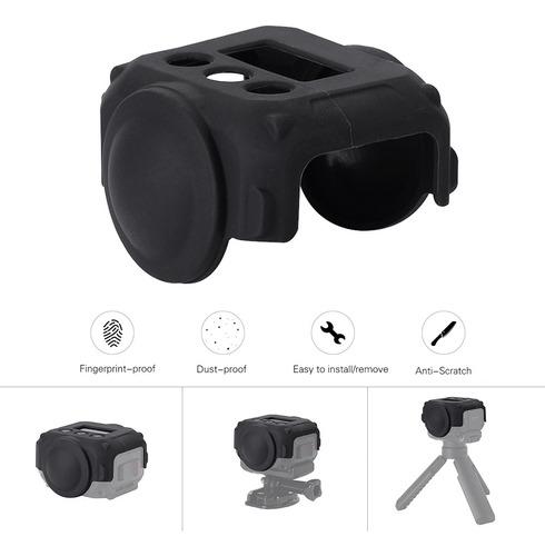 Capa De Proteção De Lente Para Câmera Capa De Silicone Para
