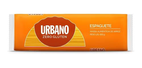 Macarrão De Arroz Espaguete Tio Urbano Zero Glúten 500g