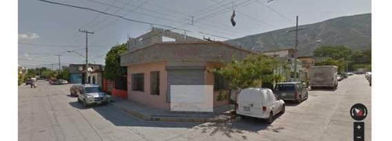 Se Renta Casa En Esquina Para Comercio O Vivienda Col. El M