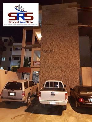 Alquilo Apartamento De 1 Hab. Amueblado En B. Hazim Spm