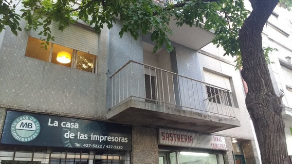 Alquiler De Departamento 2 Dormitorios En Centro, La Plata.