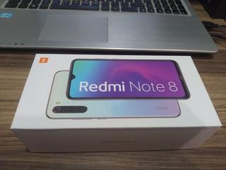 Redmi Note 8 64 Gb - 1 Mês De Uso