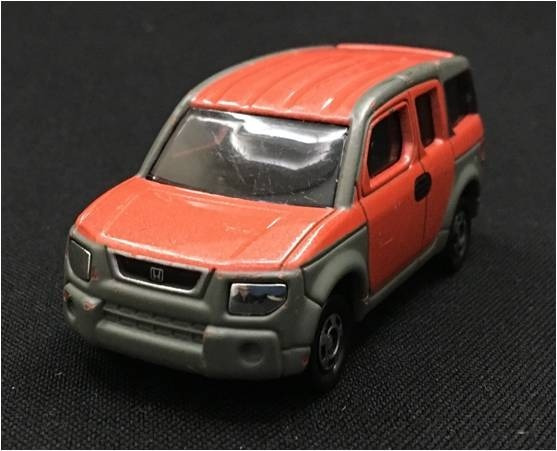 Miniatura Honda Element-tomica 2003-esc.1/60-loose-(9937)