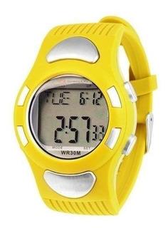 Monitor De Ritmo Cardiaco Bowflex Ez Pro Strapless Amarillo