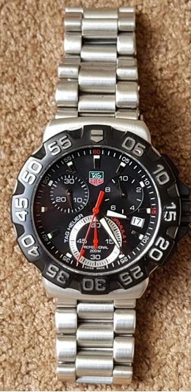 Relógio Tag Heuer Cah1110 1860 Nz9570 Raro