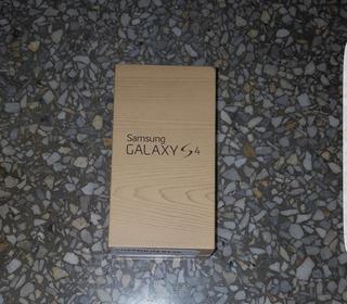 Leer Descr Caja S4 Samsung Galaxy S4 Con Manuales Original