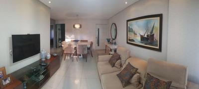 Apartamento Em Graças, Recife/pe De 100m² 3 Quartos À Venda Por R$ 460.000,00 - Ap169788