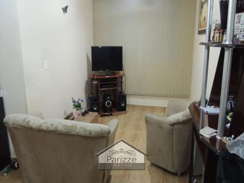 Bom Apartamento Na Vila Amelia - 1210-1