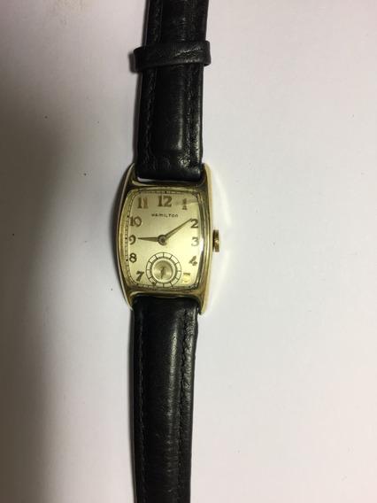 Reloj Hamilton Boulton Curvex 1940´s