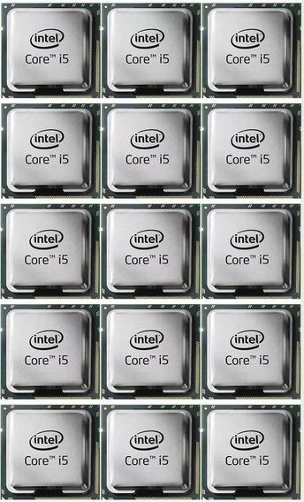 Lote Com 10 Processadores Core Intel I5 3470 @3.6ghz