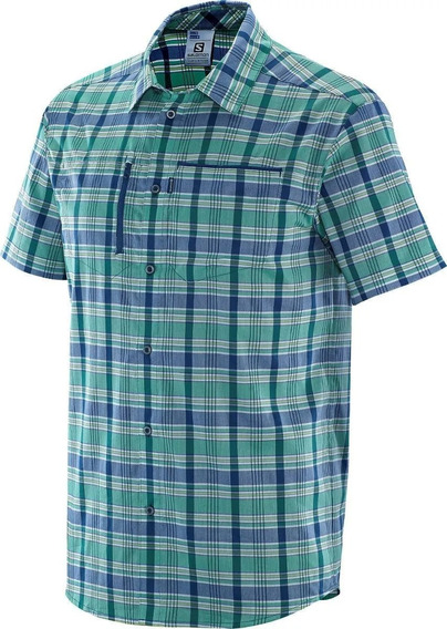 Camisa Salomon Royan M/c