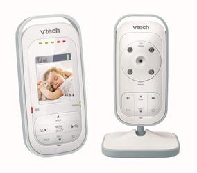 Vtech - Monitor Para Bebé Con Video A Color Y Audio