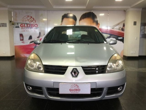 Renault Clio Expression 1.6 16v Hi-flex, Jgw7109