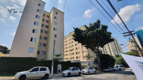 Apartamento Com 3 Dormitórios À Venda, 68 M² Por R$ 300.000 - Jardim América - Taboão Da Serra/sp - Ap0835