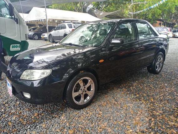 Mazda Allegro Motor 1.3 2007 Negro Brillante 4 Puertas