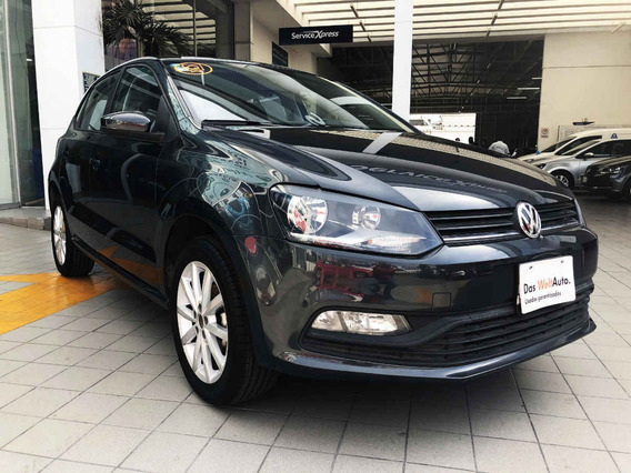 Volkswagen Polo 5p Design & Sound L4/1.6 Man