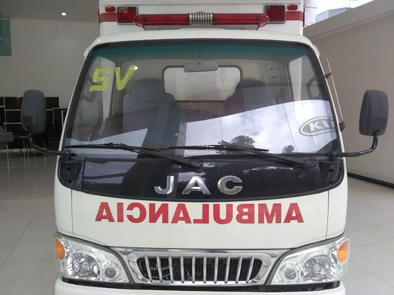 Jac Hfc1040k4 Ambulancia