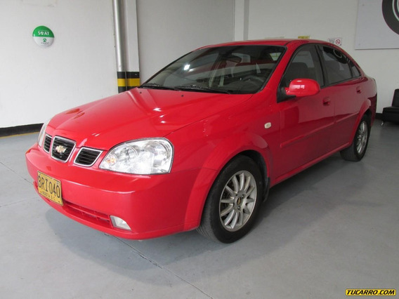 Chevrolet Optra 1.8 At Aa